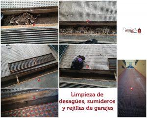 limpieza garajes en granada