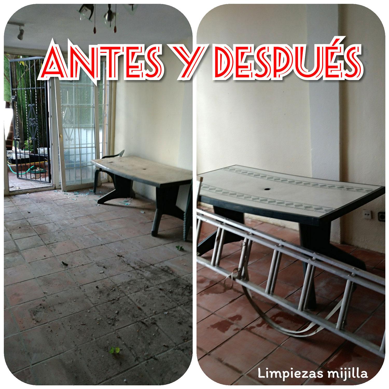 limpieza casas pisos granada