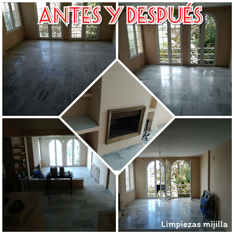 limpieza casas Cúllar Vega